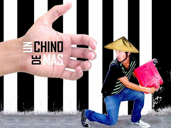 UN CHINO DE MAS