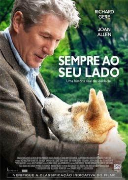 Filme Poster Sempre ao seu Lado DVDRip RMVB Legendado