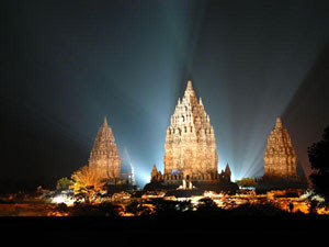 Indonesia java international destination