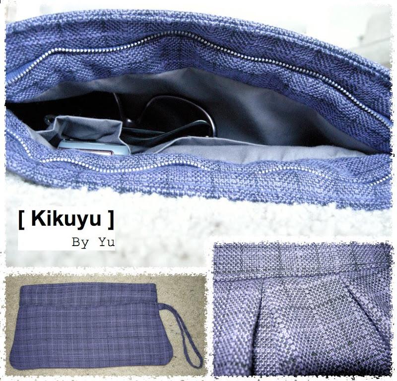 détails Bag Vogue 8527