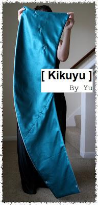 pattern wrap Vogue 7161 Elizabeth Gillet