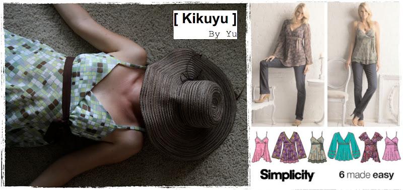 Simplicity 3956 top
