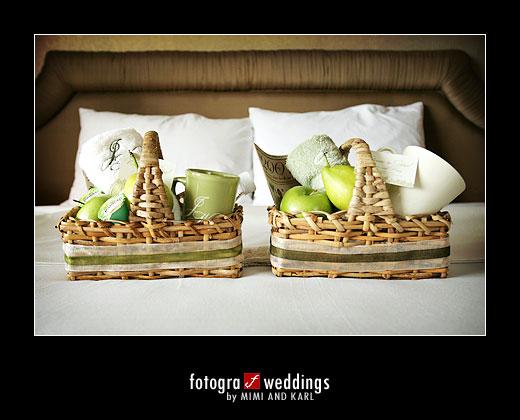 Wedding Night Hotel Gift Basket : Harlow Weddings: Welcome To Atlanta.....