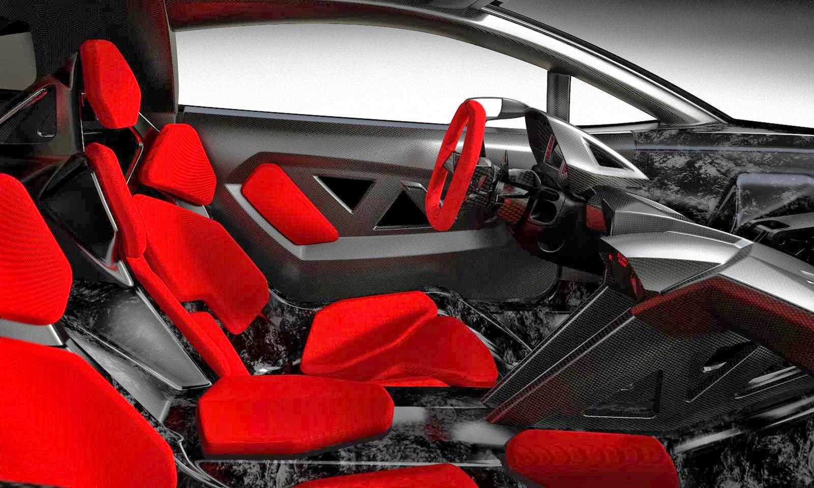 Q8stig Lamborghini Sesto Elemento Full Image