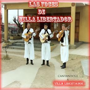 Las voces de Villa Libertador