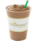 Starbucks Chocolate Banana Vivanno