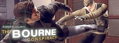 Bourne conspiracy game