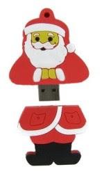 Christmas Santa USB Drive