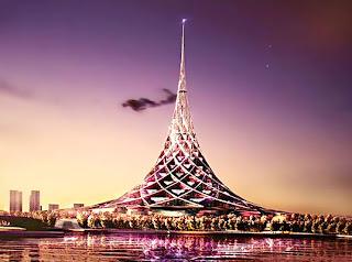 Crystal island- World biggest building