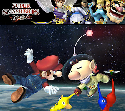 Super smash bros brawl commercials coming Japan