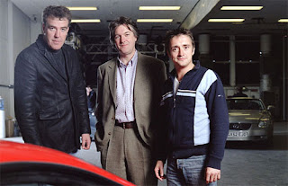 Top gear is coming to NBC