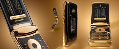 Motorazr2 V8 Luxury Mobile Phone