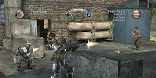 Army of two PS3 Xbox360 combat trailer
