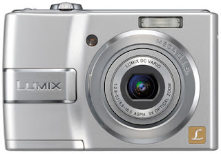 Panasonic Lumix LS80 model image