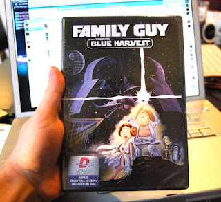 Fox Digital Copy Family Guy Dvd