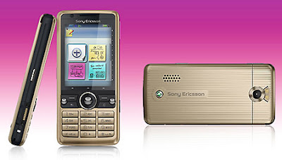 Sony Touchscreen G700 Mobile phone