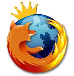 Firefox 500 millions downloads