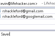 Gmail as googlemail