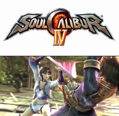 Soul Calibur 4 Xbox360 Teaser