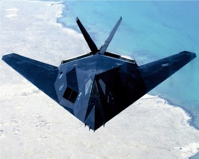 F-117 stealth fighters