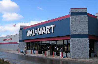 Walmart shop snapshot