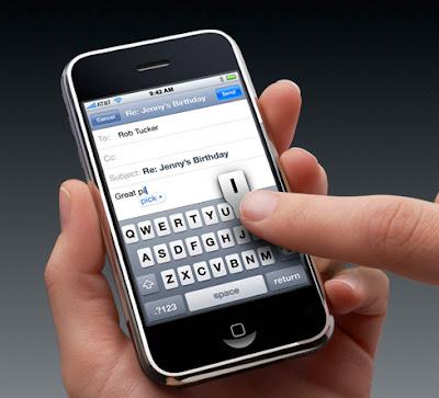 Apple iPhone design errors