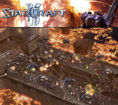 StarCraft 2 snapshot