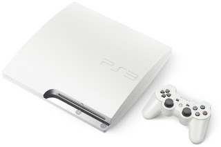 Classic White PS3 Slim