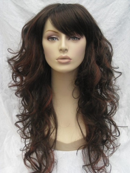 Wigs Long Curly 17