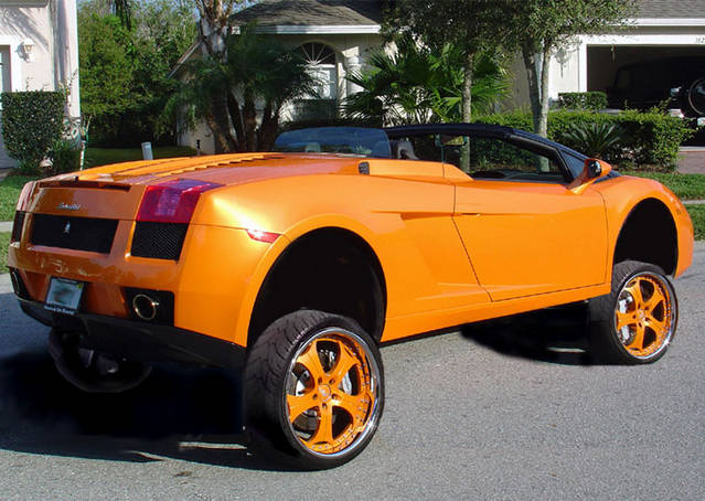 High Class Cars Styling Pimped Out Cars Picture Gallery