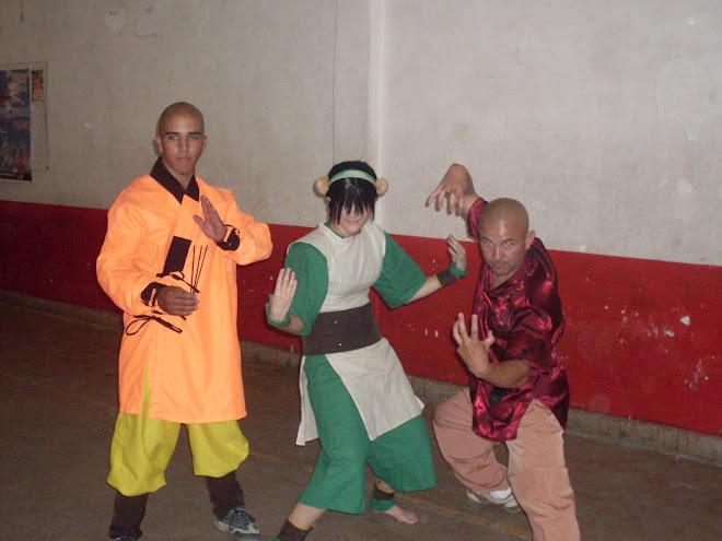 shifu: fabian montero