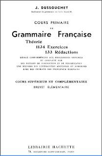 كتاب تعلبم الفرنسية للمبتدئين المتقدمين grammaire.bmp