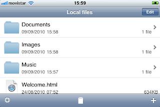 USB Disk : Transformer iPhone en un disque stockage de fichiers
