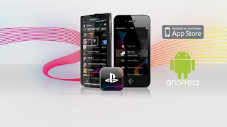 Application PlayStation pour iphone (iOS)