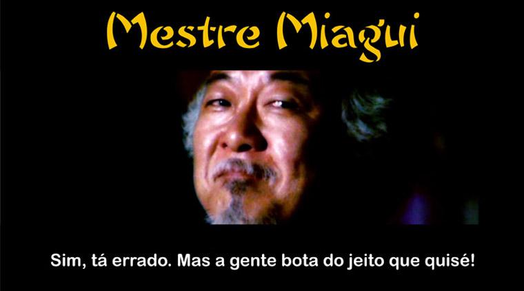 Mestre Miagui