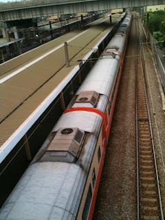 阿布洛格 十年之旅 高雄車站 跨站天橋 1