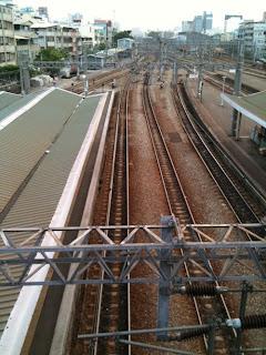 阿布洛格 十年之旅 高雄車站 跨站天橋 2