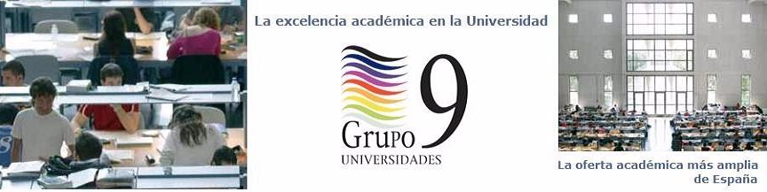 Grupo 9 de Universidades  (G-9)