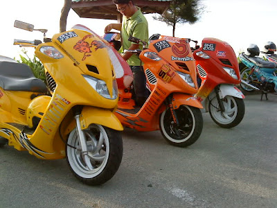 Modenas+elegan+modified