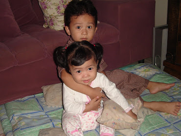 My 2 lil kids..sooo cute..