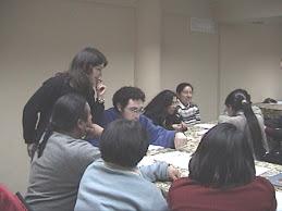 Equipo de capacitación 2003