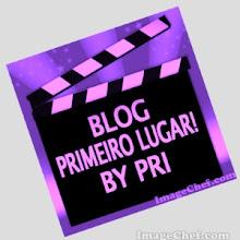 ♥Selinho que ganhei da amiga Priscila do Blog Educação Infantil Espaço para Brincar e Aprender♥