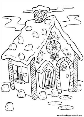 natal 150 Para colorir Natal para crianças