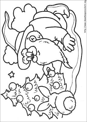 natal 93 Para colorir Natal para crianças