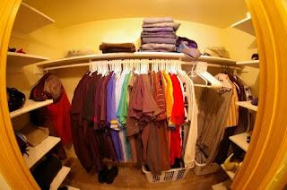 Dekorasyon, dekorasyon sorunları, dekorasyon önerileri, dolap, giysi, giysi dolabı, organizer