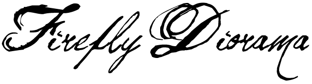 Firefly Diorama
