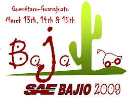 Baja SAE BAJIO 2009.com
