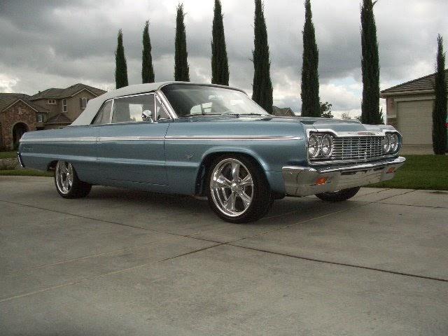 Gearhead Garage  Gearheadcars Com  1964 Impala Ss