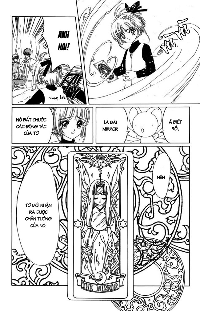 Card Captor Sakura – Thủ Lĩnh Thẻ Bài chap 13 Trang 33