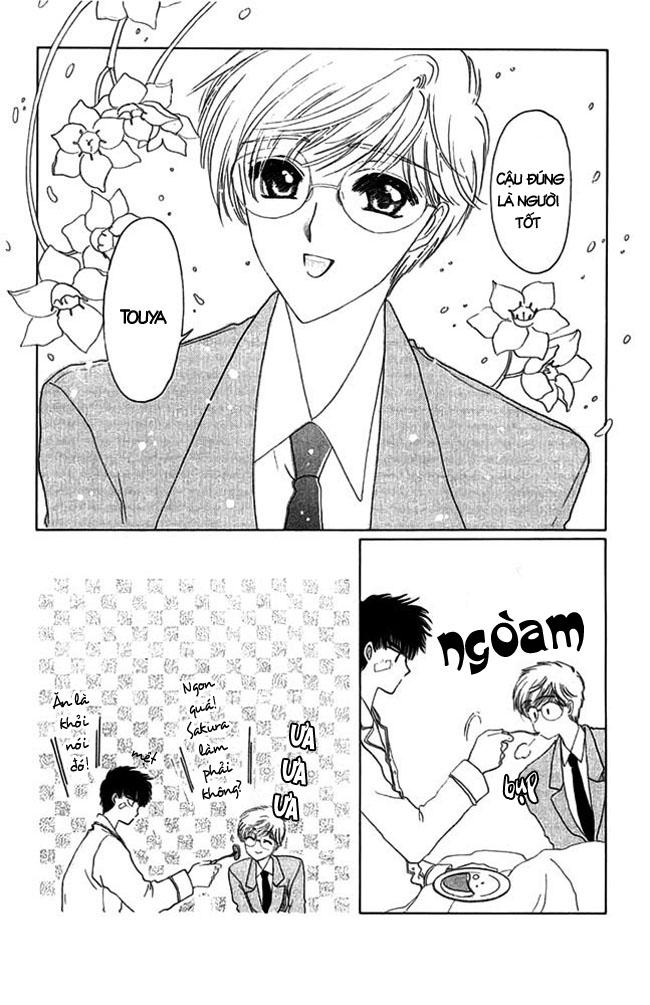 Card Captor Sakura – Thủ Lĩnh Thẻ Bài chap 13 Trang 42